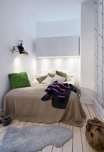 Camere da letto piccole: alcuni trucchi per arredarle ...