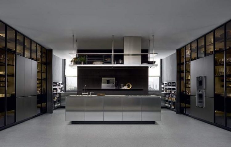 La cucina di design contemporaneo | Mrebo OK blog