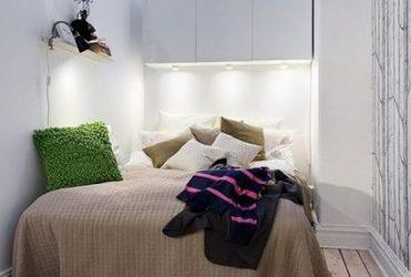 piccola camera da letto idee arredo